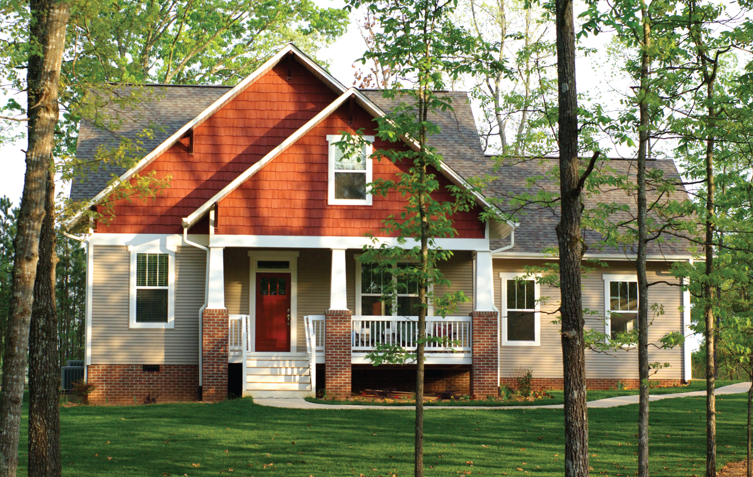 Bungalow house plans america s home place - The besthousing designs of america in ...