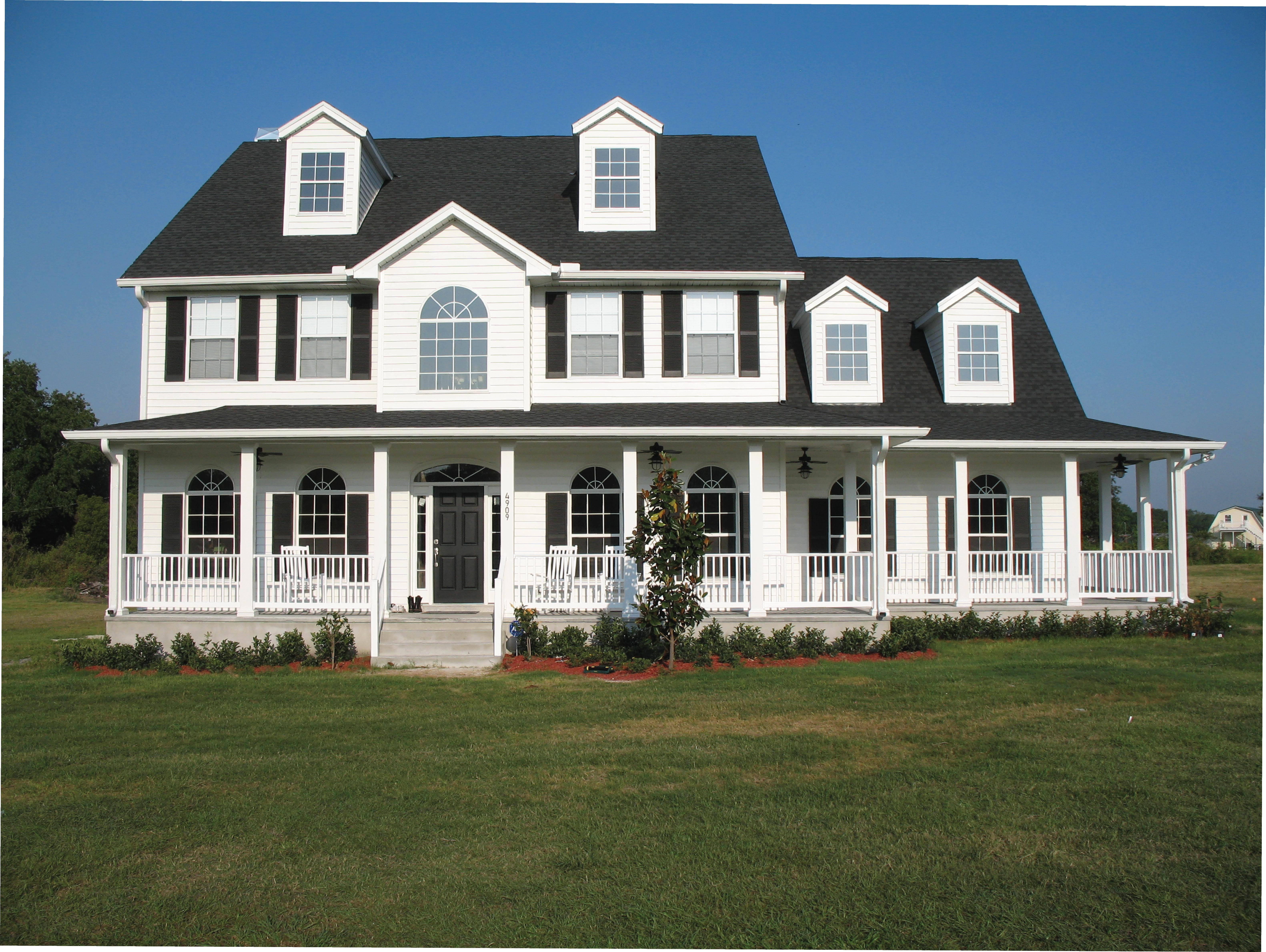 Two story house plans america s home place Two story house plans
