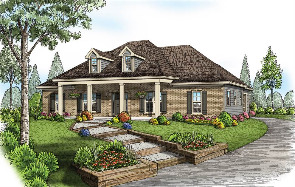 Americas home place the meredith ii a for Americas home place plans