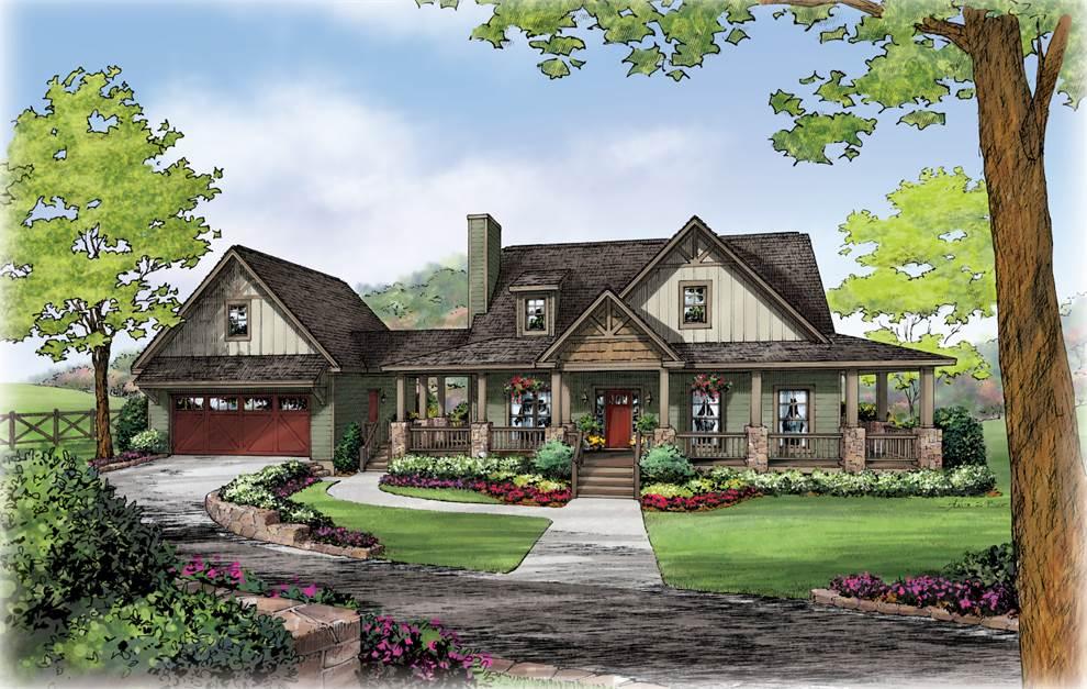 Americas home place the hickory ridge iii a for Americas home place floor plans