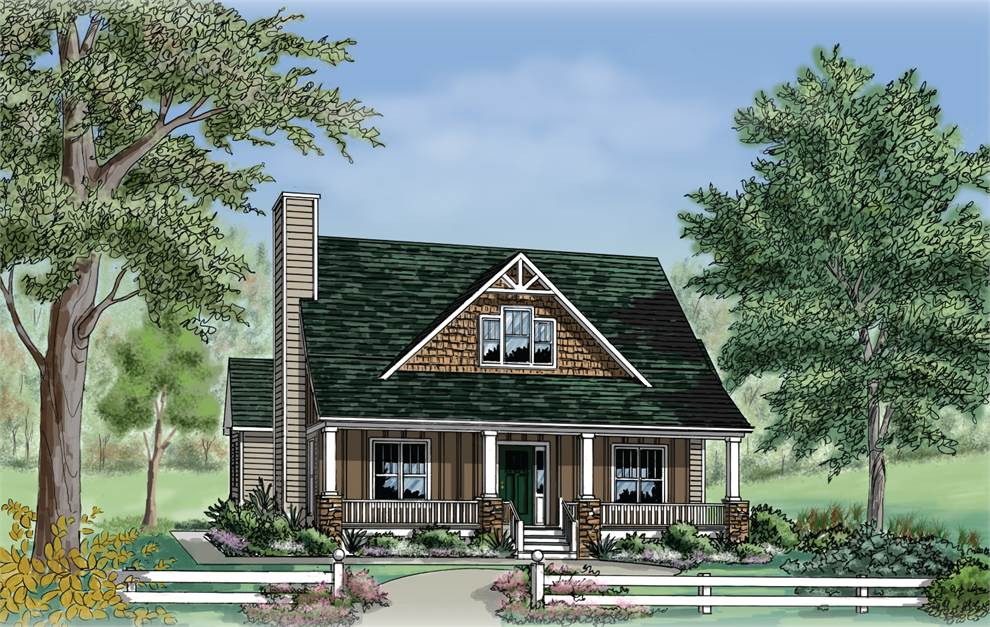 Americas home place the dogwood i a for Dogwood homes